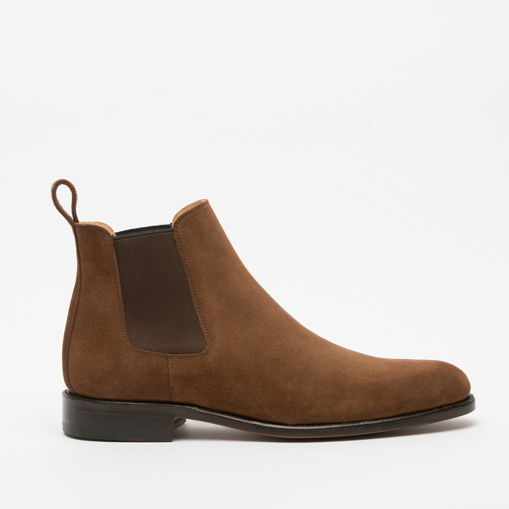The Jude Boot in Cognac