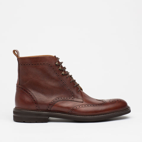 The Mack Boot in Espresso