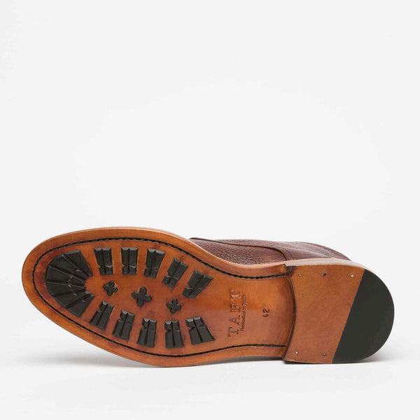 Rome Boot Brown Bottom