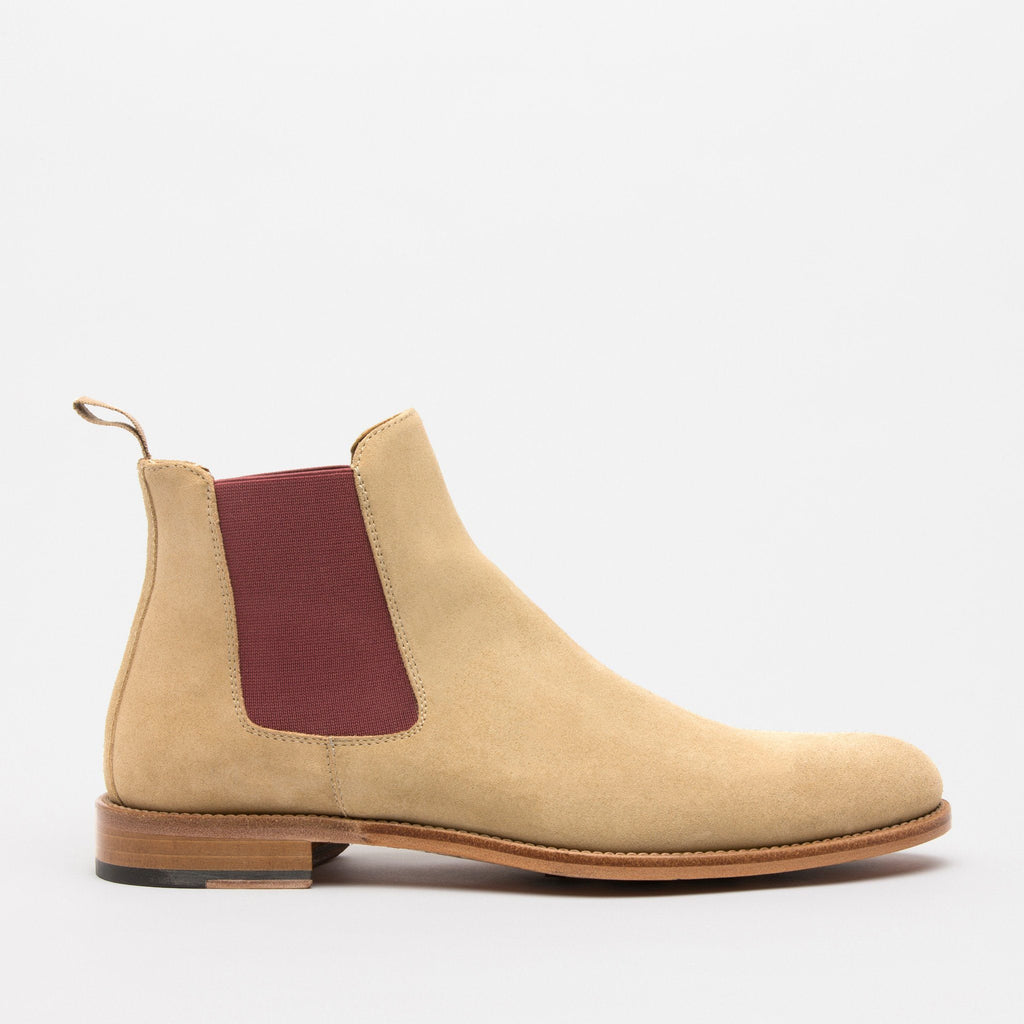 The Jude Boot in Camel (SECONDS)