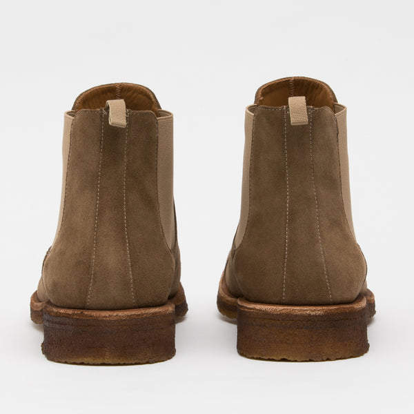 Outback Boot Toupe Back