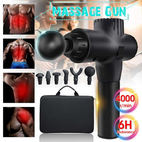 6 Heads Therapy Massager