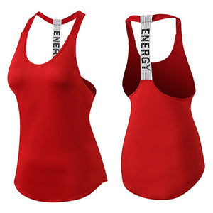 Gym and Workout Sleeveless Top