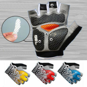 Unisex Sports 3D Gel Padded Gloves