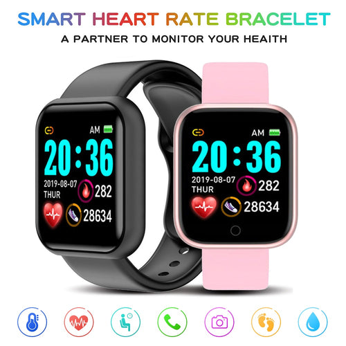 Bluetooth Smart Fitness Tracker