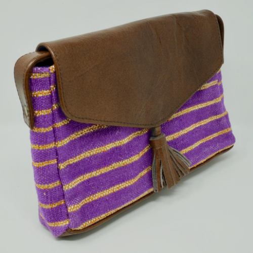 Handwoven Shoulder/Clutch Bag