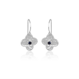 Sahara Pendant Earrings (Sterling Silver)
