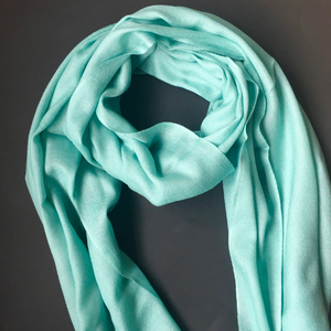 Merino Wool/Silk Mix Scarf