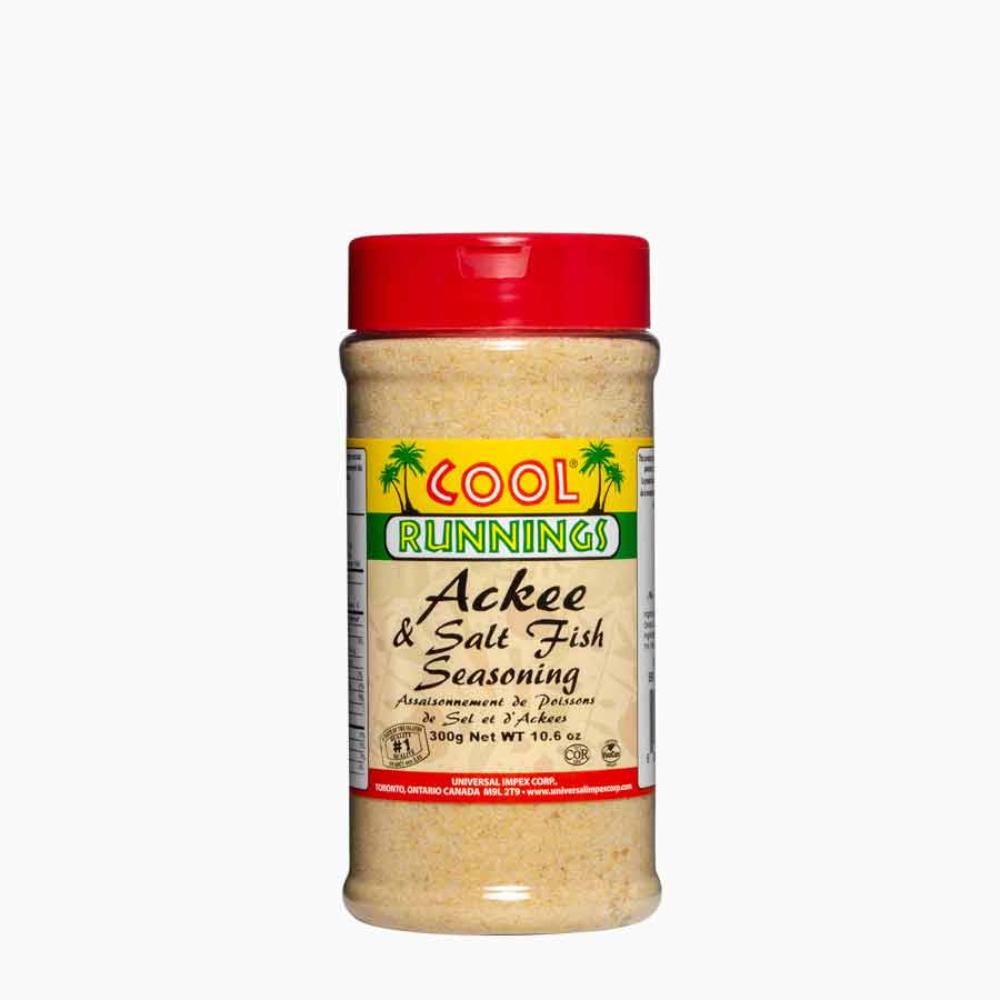 Ackee & Saltfish Seasoning