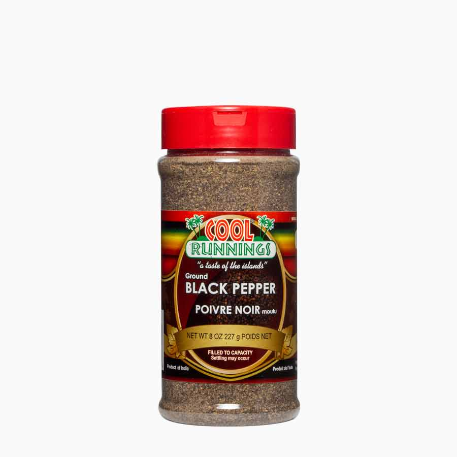 Cool Runnings Ground Black Pepper