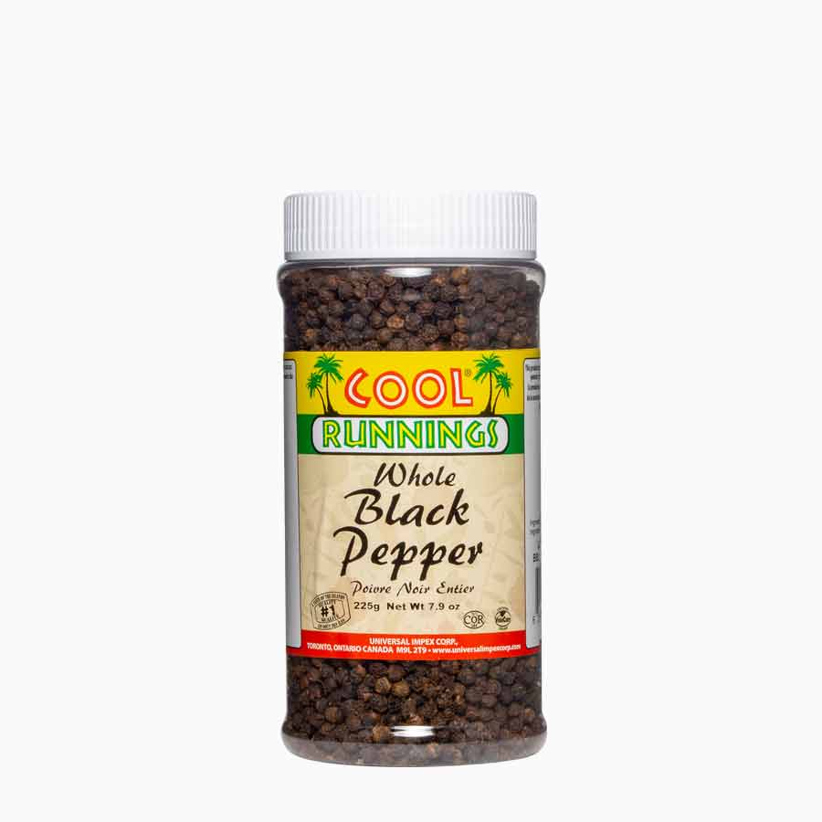 Cool Runnings black pepper whole