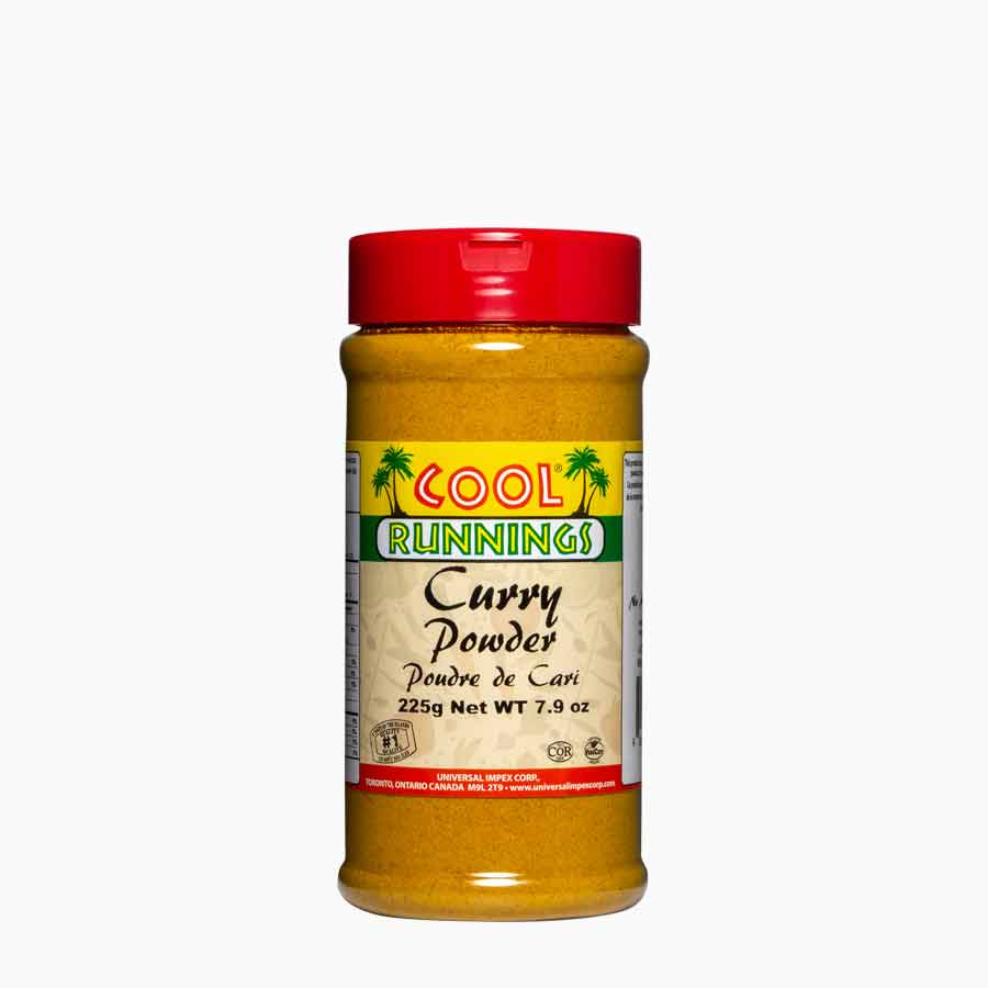 Cool Runnings curry powder