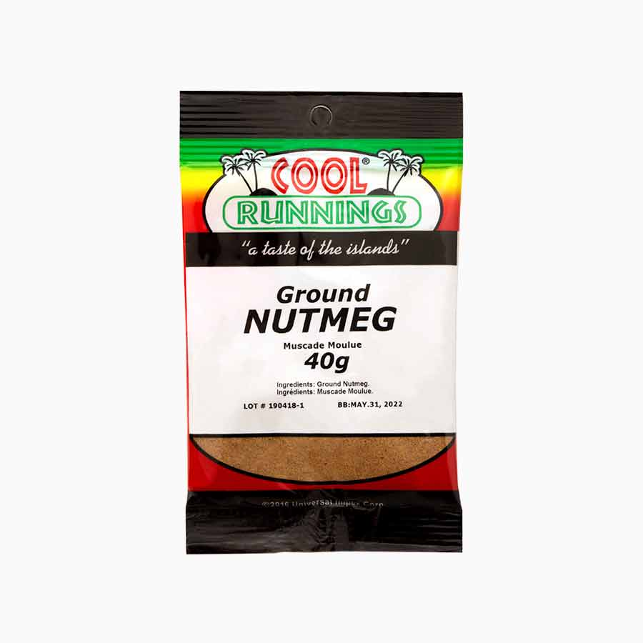 Cool Runnings ground nutmeg