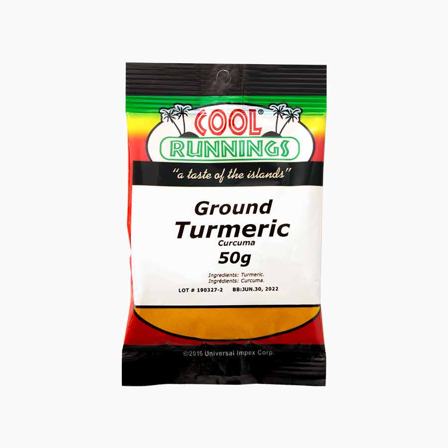 Cool Runnings turmeric ground