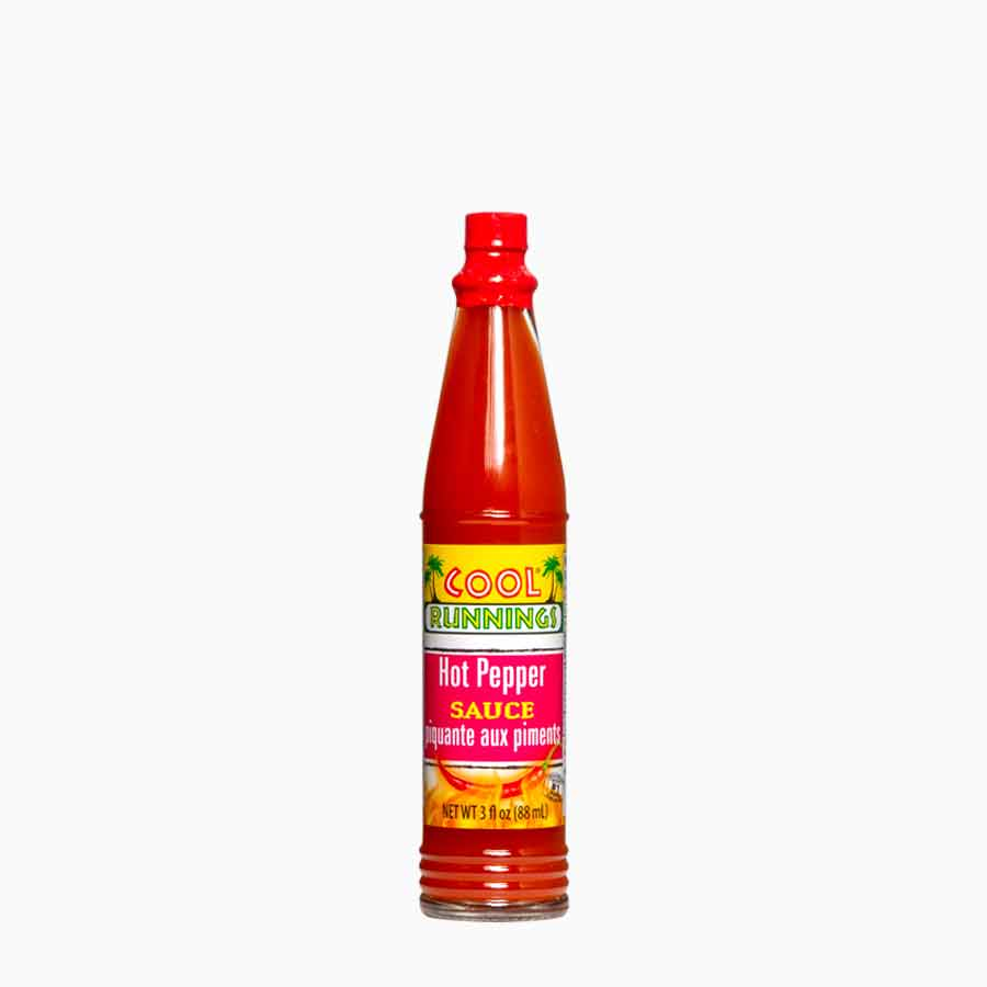 Cool Runnings hot pepper sauce