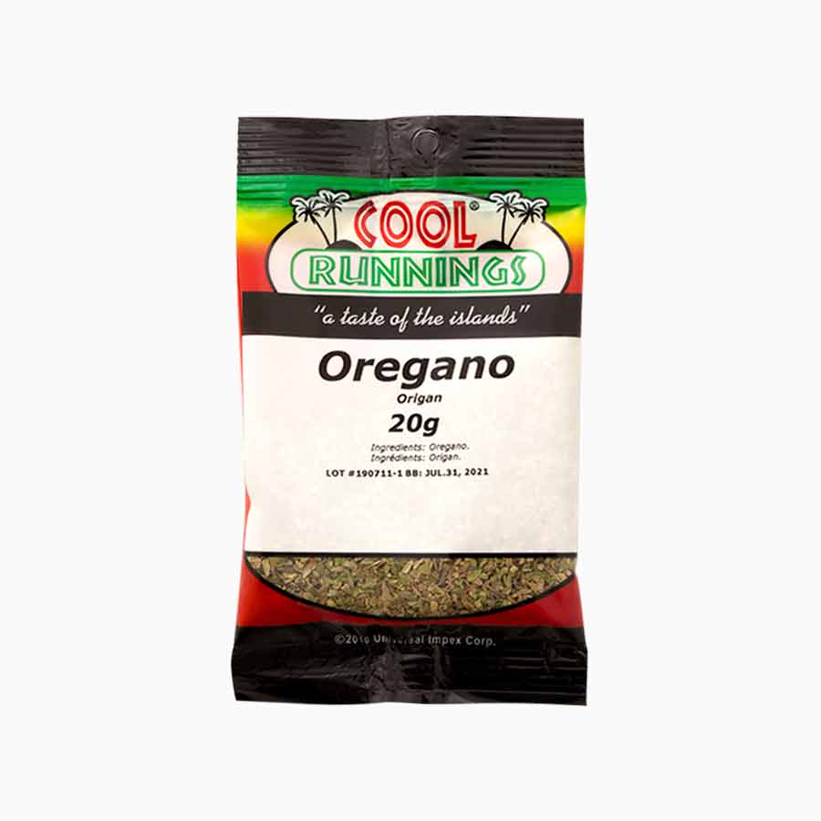 Cool Runnings oregano