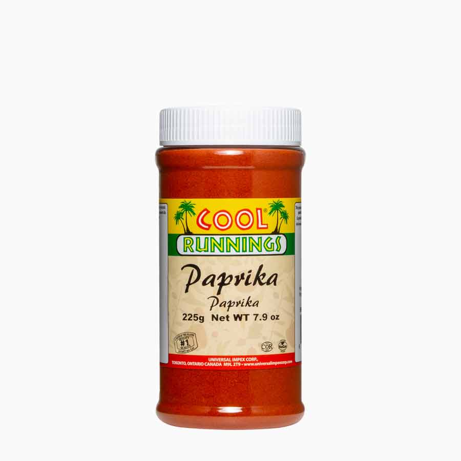 Cool Runnings paprika