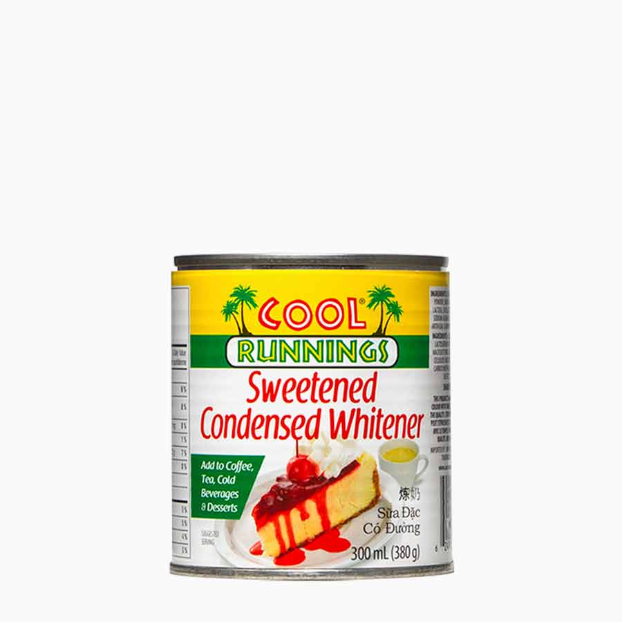 Sweetened Condensed Whitener