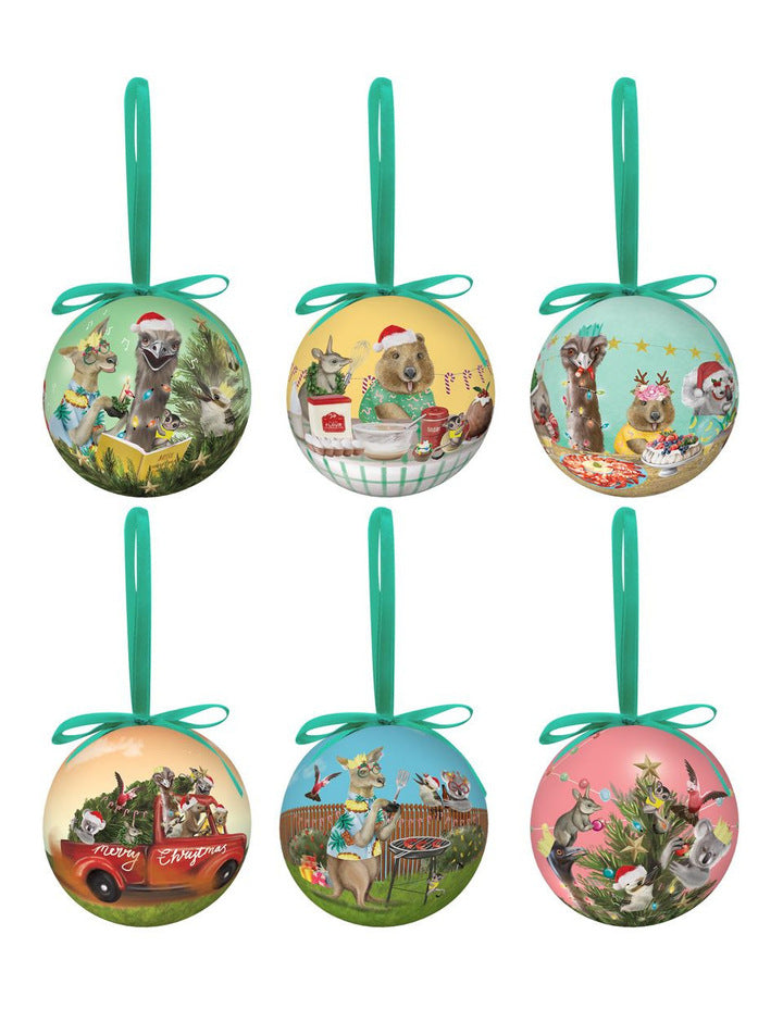 Christmas Bauble Set