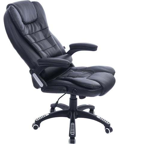 GIRTON Executive Reclining Extra Padded Office Chair  sc 1 st  daalu0027s home & Recliner Executive Faux Leather Desk Chair u2013 daalu0027s home islam-shia.org