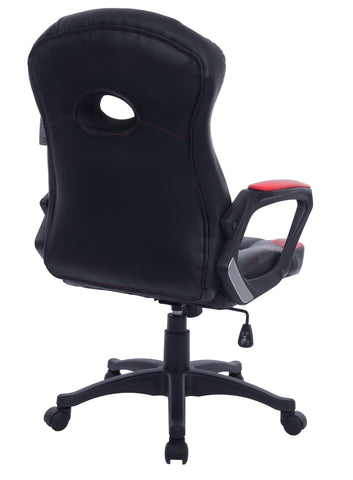 leather swivel office chair. Homerton Racing Gaming Style PU Leather Swivel Office Chair In 2 Colours