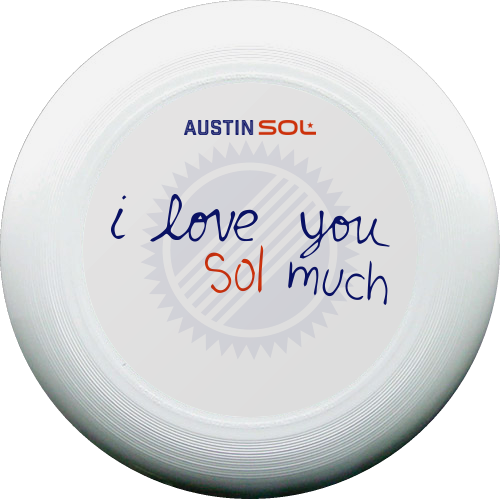 I Love You Sol Much Disc