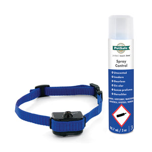 Little Dog Deluxe Spray Bark Control Collar