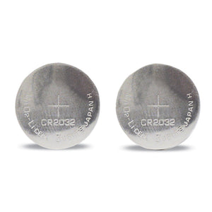 3 Volt Lithium Battery (2-Pack)
