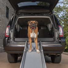 Load image into Gallery viewer, Happy Ride™ Compact Telescoping Dog Ramp