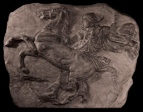 Parthenon Frieze VIII - Item #9