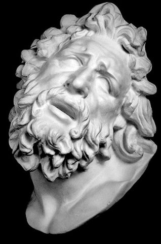 Laocoon Mask - Item #46