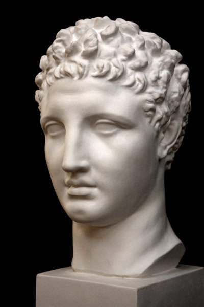 Hermes Head Sculpture for Sale, Item #89 | The Giust Gallery