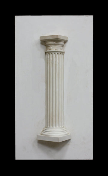 Half Column 3 Plaque - Item #334
