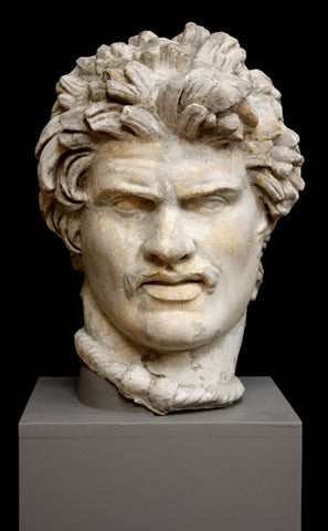Dying Gaul Head - Item #411