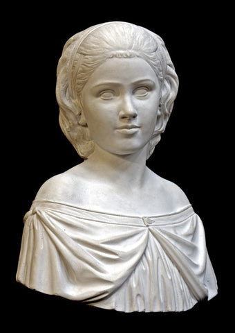 Young Lady Bust - Item #416