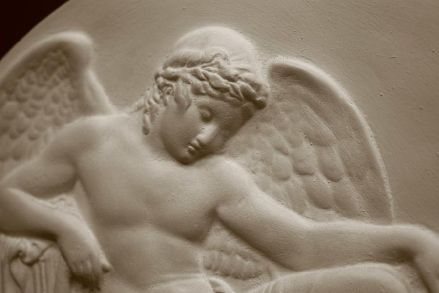 Cupid Mourning - Item #501