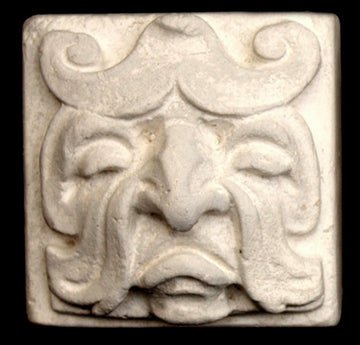 Grotesque Tile 2 - Item #633