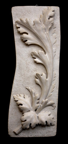 Ancanthus Wall Detail - Item #641