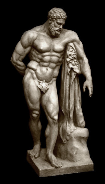 hercules sculpture for sale item 664 the giust gallery