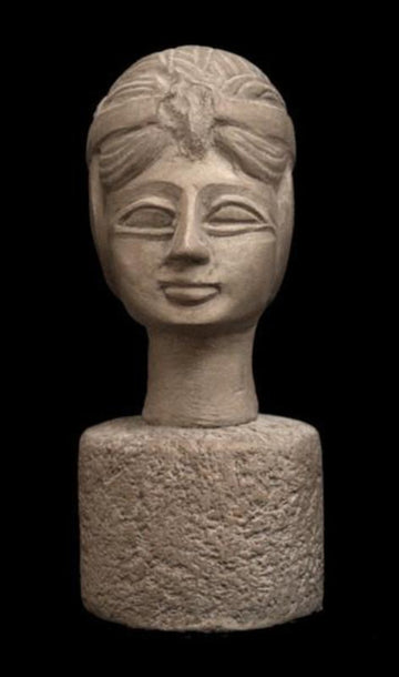 Egyptian Female Head - Item #707