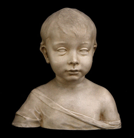 Bust of a Little Boy - Item #784