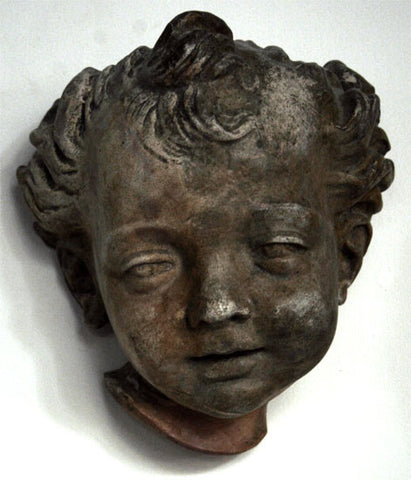 Cherub Mask - Item #816