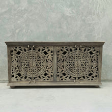 Load image into Gallery viewer, Four Door Mandala Sideboard