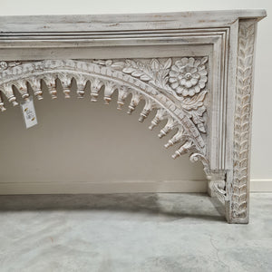 Indian Sunrise Console Table