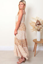 Load image into Gallery viewer, Betty Button Front Slip Maxi Dress