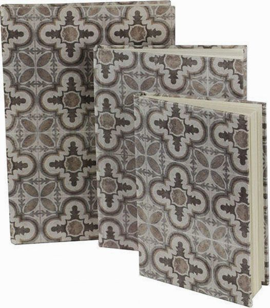 Large Moroccan Notebook