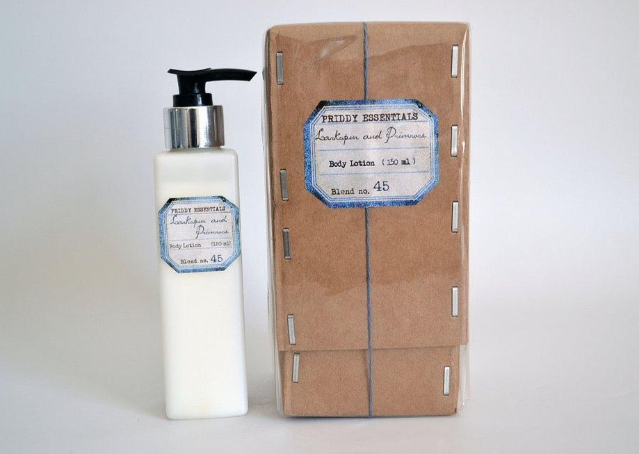 Larkspur and Primrose Body Lotion 150 ml