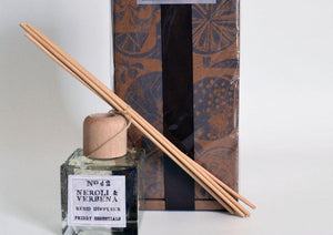 Neroli and Verbena Reed Diffuser