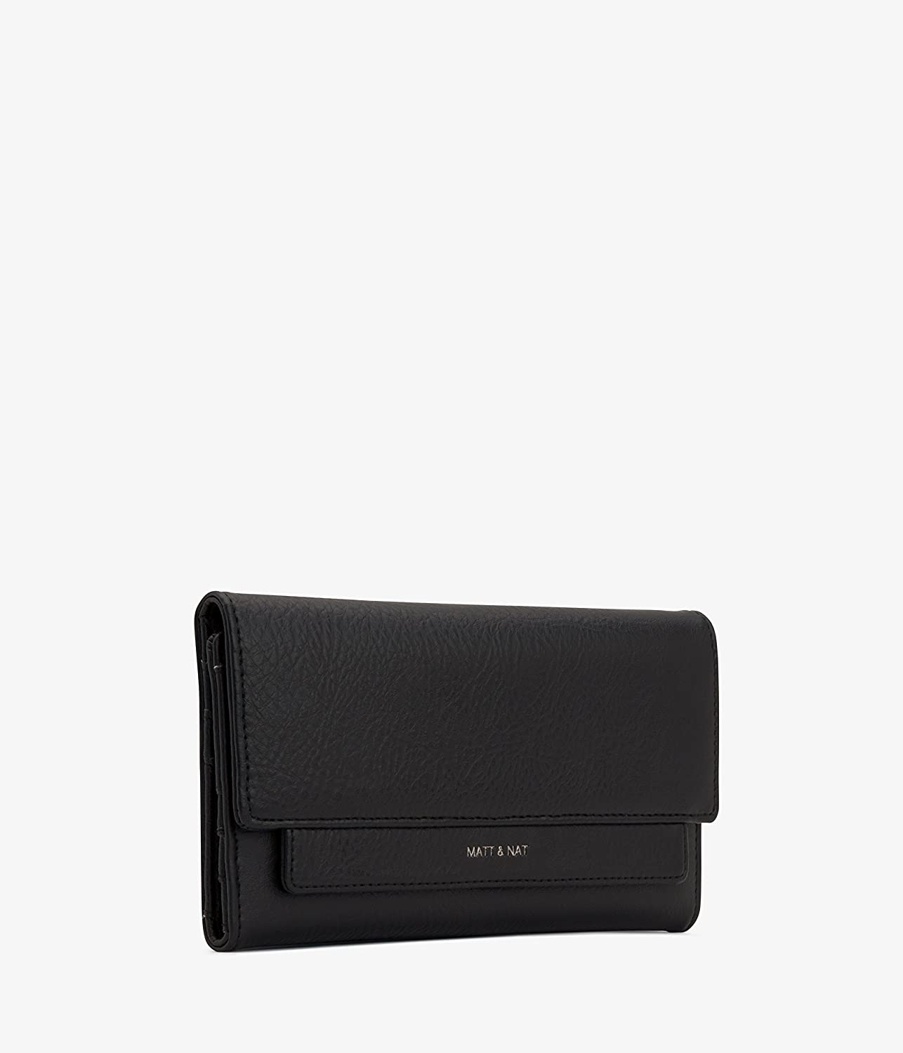 Matt and Nat Ilda Wallet Black
