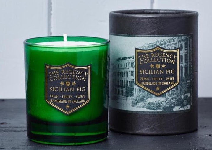 Sicilian Fig Scented Candle
